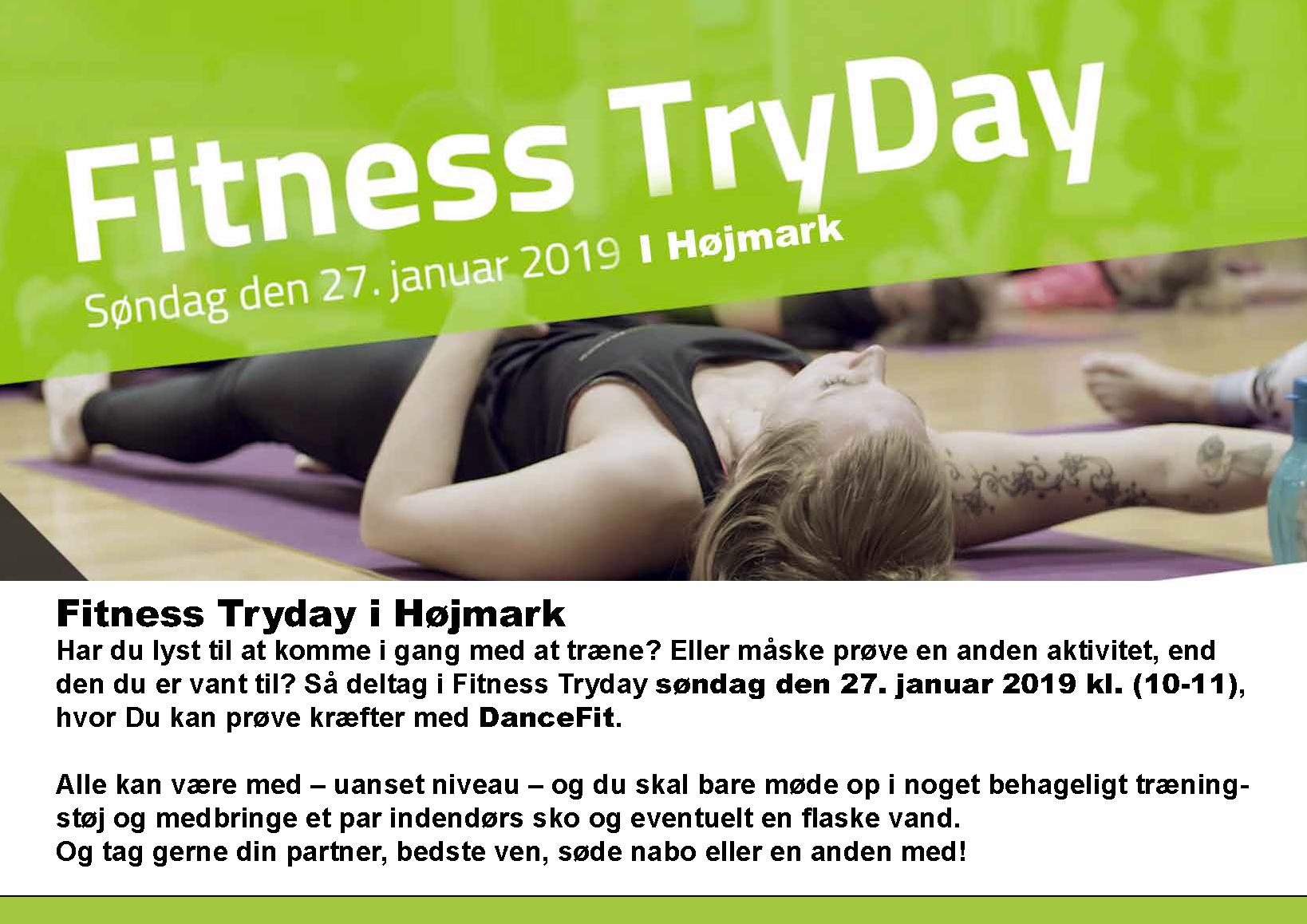 Fitness Tryday i Højmark