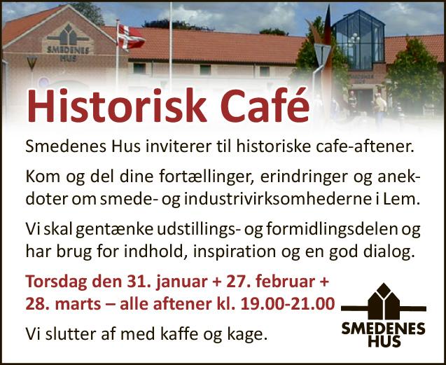 Historisk Cafe