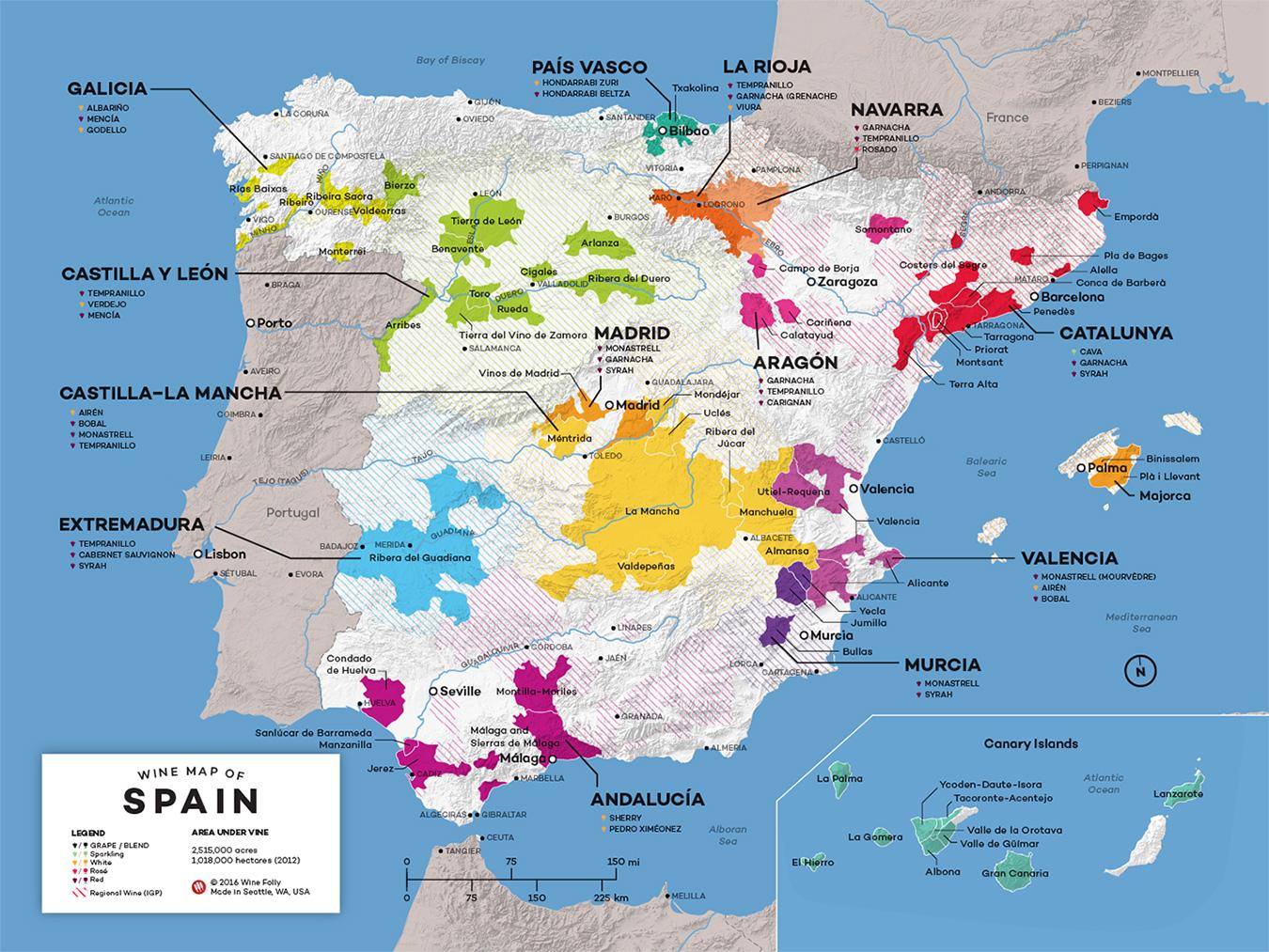 Spansk Vinaften i Smedenes Hus